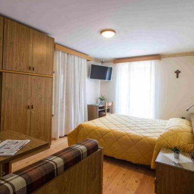Hotel Stella Alpina Bellamonte - comfort room
