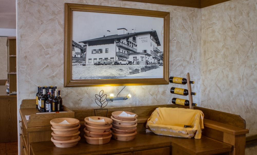 Hotel-Stella-Alpina-Bellamonte-enogastronomia