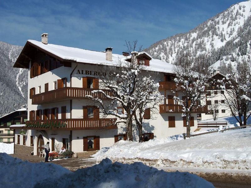 Hotel Stella Alpina Bellamonte inverno
