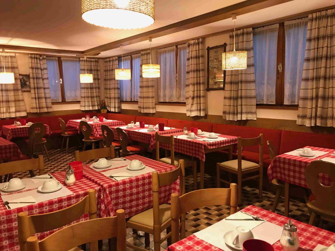 Hotel Stella Alpina Bellamonte - ristorante 11a