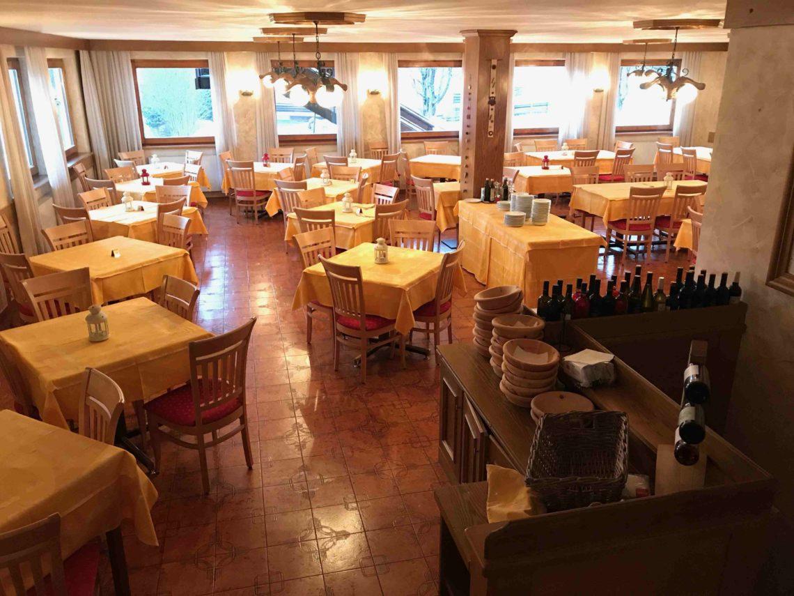 Hotel Stella Alpina Bellamonte - ristorante 13a