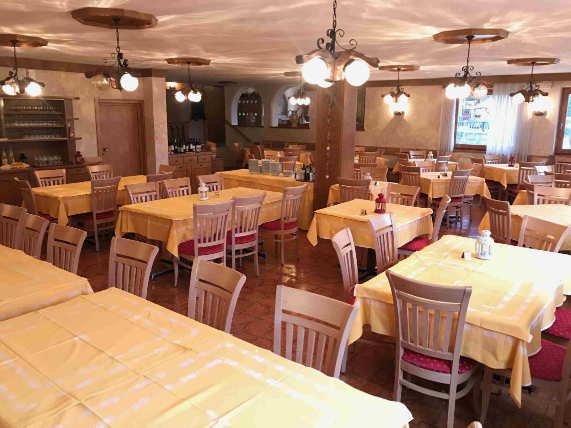 Hotel Stella Alpina Bellamonte - ristorante 15a