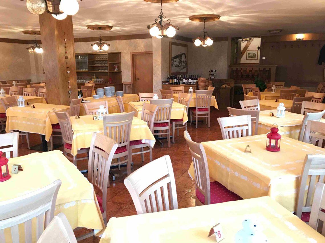 Hotel Stella Alpina Bellamonte - ristorante 16a