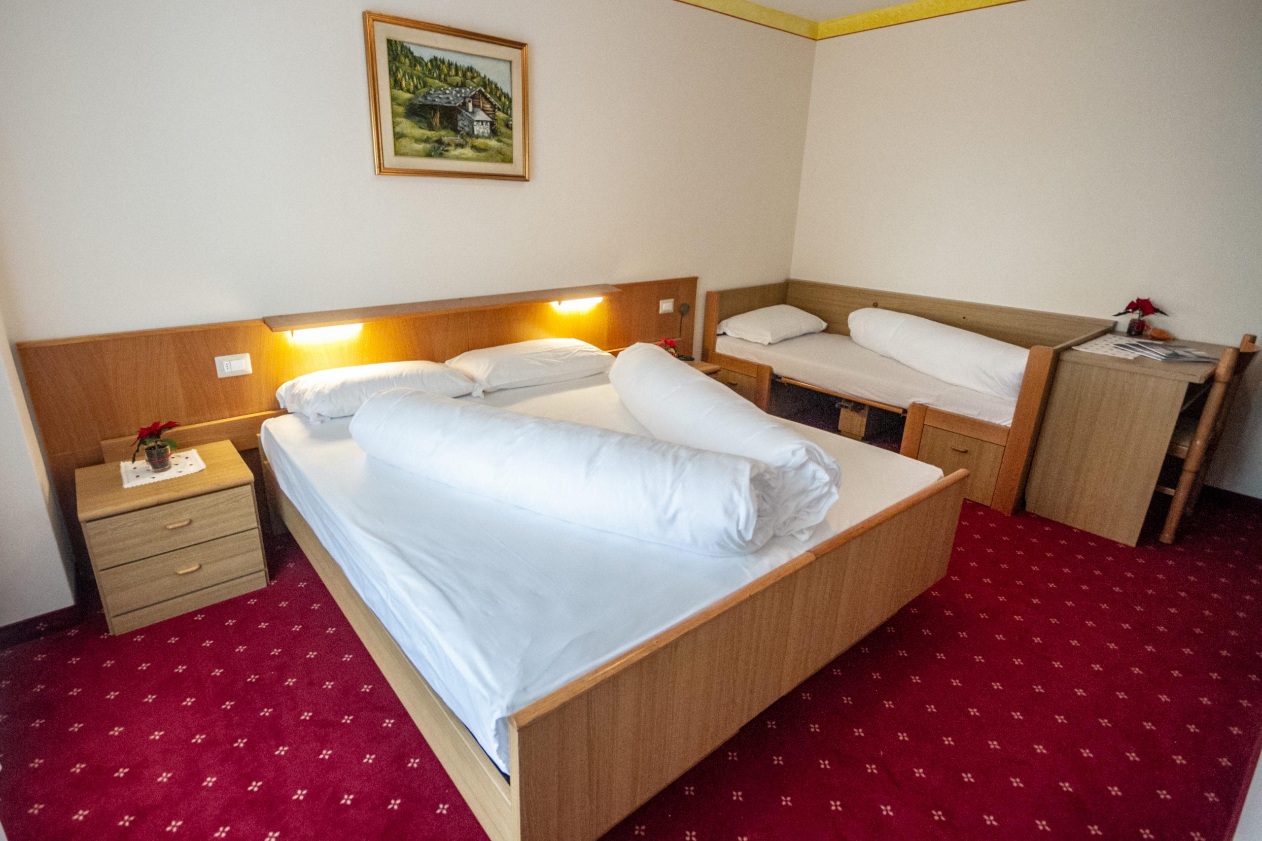 Hotel Stella Alpina camera comfort