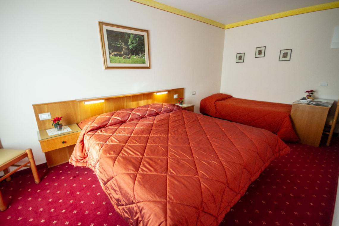 Hotel Stella Alpina camera comfort 4