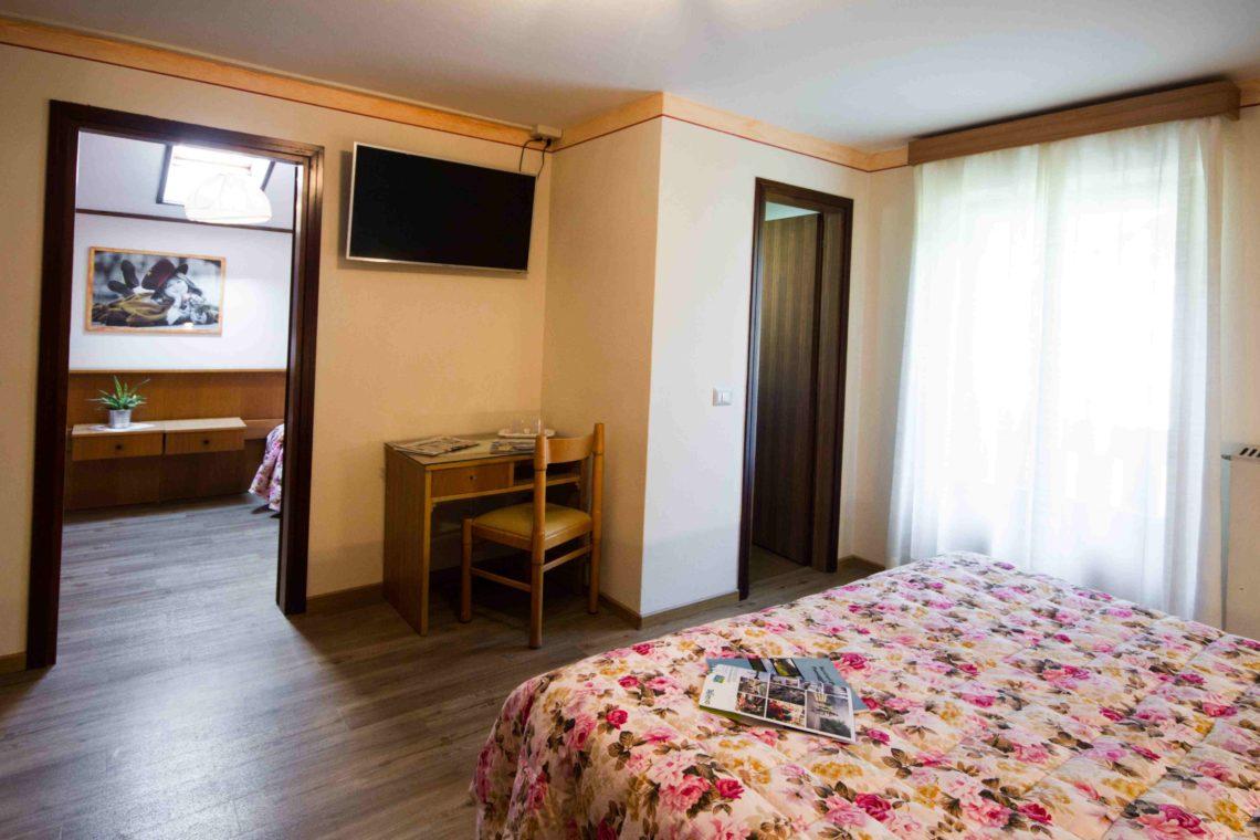 Hotel Stella Alpina Bellamonte - camera standard 03