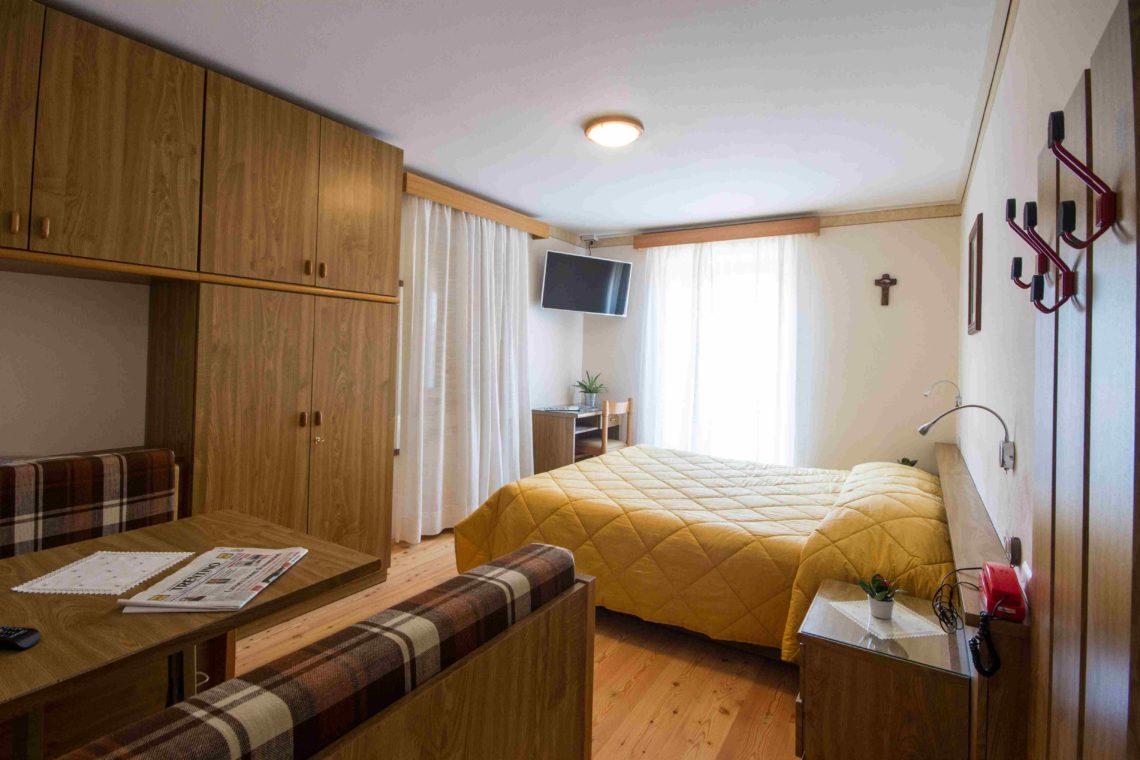 Hotel Stella Alpina - Camera Comfort