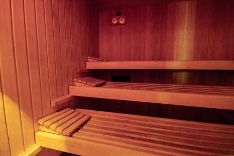 Hotel Stella Alpina Sauna